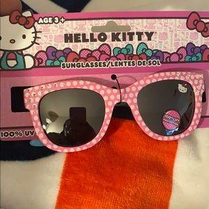 Hello kitty sunglasses